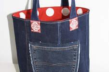 Makerist - XL Strickkorb aus Jeans - 1