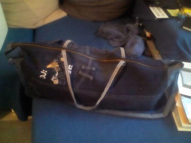 Makerist - sac avec de la recuperation de jean - Créations de couture - 1