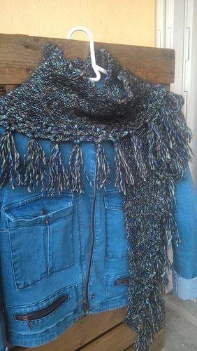 Makerist - châle - Créations de tricot - 1