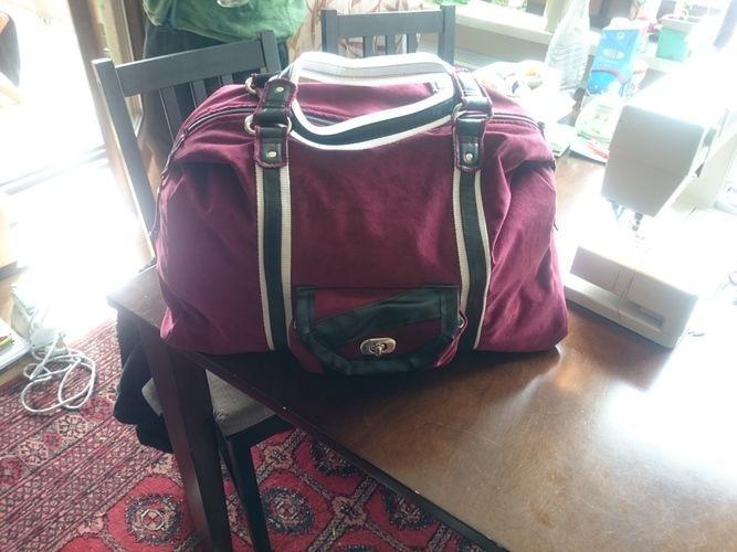 Makerist - SM: Reisetasche Mary Ann von Modage - Nähprojekte - 1