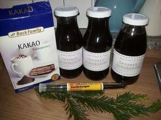 Makerist - In letzter Minute Geschenk... Schokoladensoße - 1