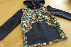 Makerist - Eine Jacke für meinen Enkelsohn in Grösse 122 - 1