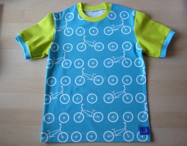 Makerist - jogging+'t shirt - Nähprojekte - 1