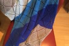 Makerist - Babydecke leicht gemacht und doch mit raffiniertem Muster - 1