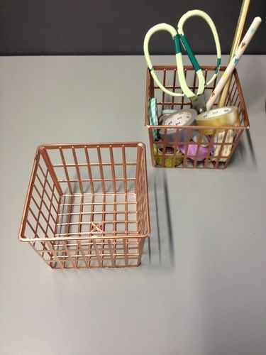 Makerist - Drahtkorb // Upcycling - DIY-Projekte - 2