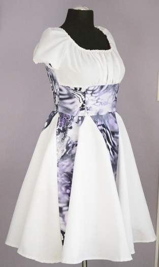 """Makerist - Improvisation Kleid """"Lara"""" für meine Frau. - 1"""