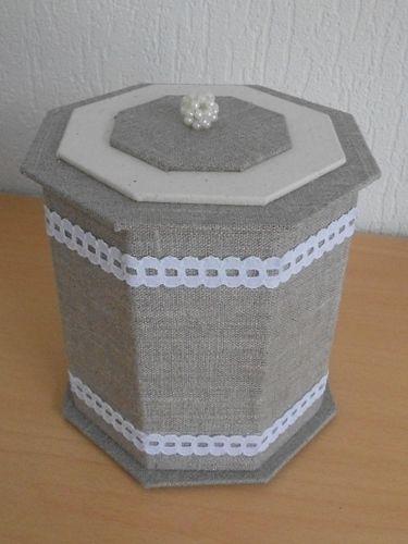 Makerist - Boîte en cartonnage - Autres créations - 1