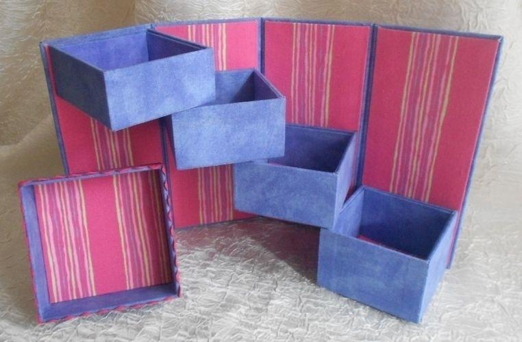 Makerist - Boîte à escalier - Autres créations - 1