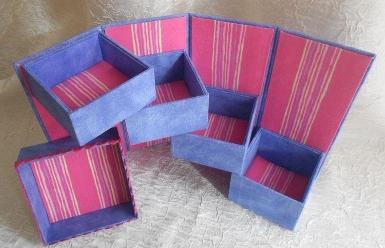 Makerist - Boîte à escalier - Autres créations - 3