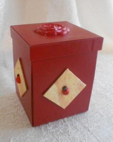 Makerist - Boîte à couture - Autres créations - 1