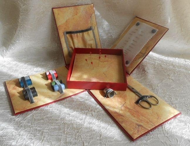 Makerist - Boîte à couture - Autres créations - 2