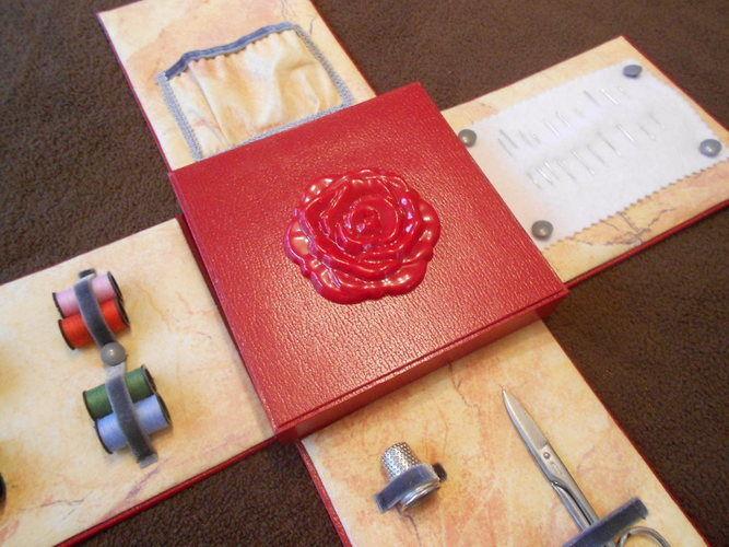 Makerist - Boîte à couture - Autres créations - 3