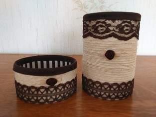 Makerist - Boîtes décorées - 1