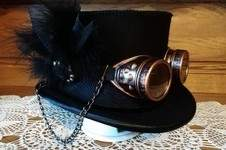 Makerist - Chapeau STEAMPUNK - 1