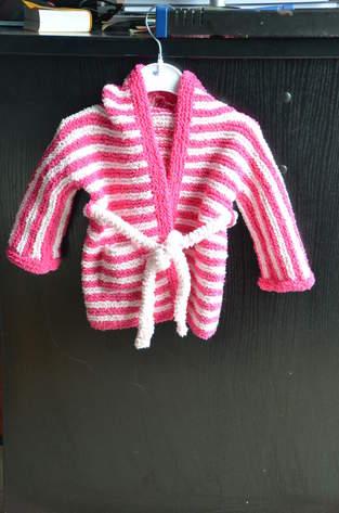 Makerist - Baby-Bademantel für mein Enkelkind - 1