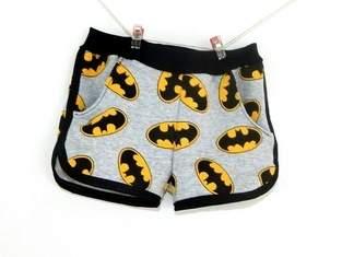 Makerist - Batman Shorty Legs - 1