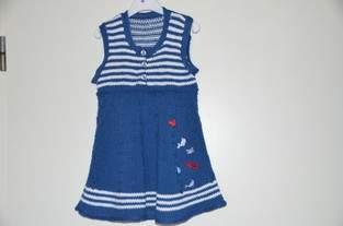 Makerist - Sommerkleid für kleine Matrosinnen - 1