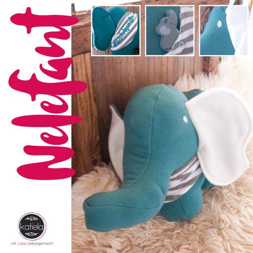 Makerist - Nele-Fant! - Nähprojekte - 1