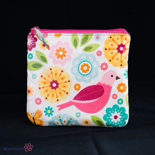 Makerist - kleines Kosmetiktäschchen aus laminierter Baumwolle - Nähprojekte - 1