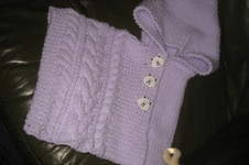 Makerist - poncho bébé 6 mois - 1