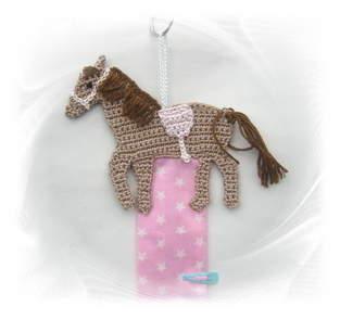 Makerist - Pferde-Haarspangenhalter - 1