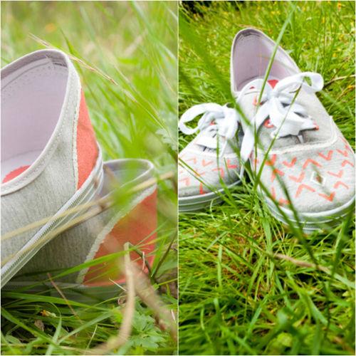 Makerist - DIY Sneakers - DIY-Projekte - 2