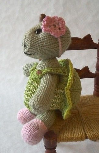 Makerist - Rien ne sert de courir - Créations de tricot - 3