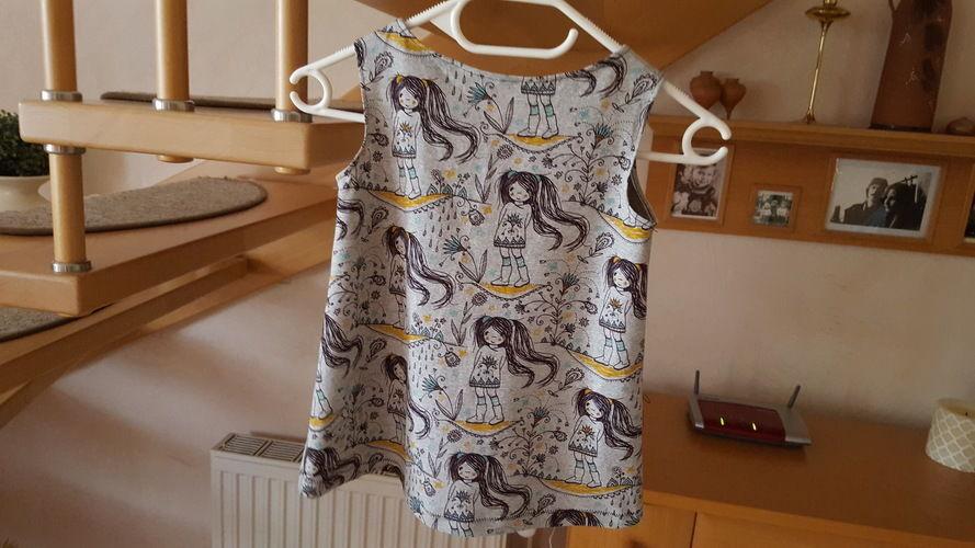 Makerist - Ein Shirt für meine Enkeltochter - Nähprojekte - 2
