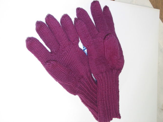 Makerist - Fingerhandschuhe - Strickprojekte - 3