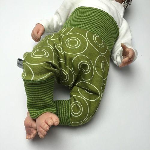 Makerist - Chill-Hose für Babies - wächst mit :) - Nähprojekte - 2