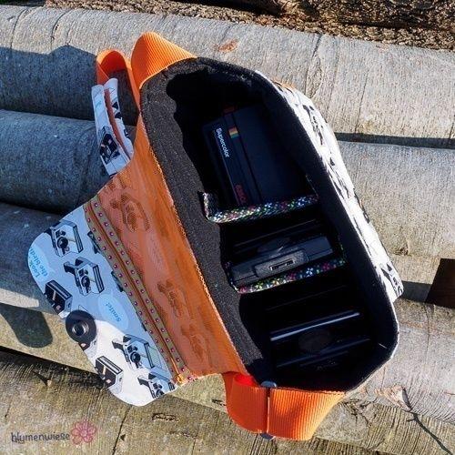 "Makerist - Fototasche ""Jonny"" für meine Polaroid-Kameras - Nähprojekte - 3"
