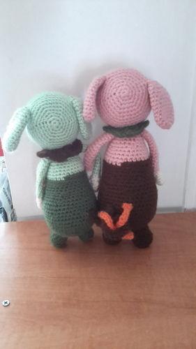 Makerist - Olive et olivette - Créations de crochet - 2