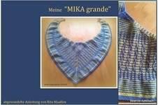 Makerist - MIKA grande aus solargefärbter Wolle - 1