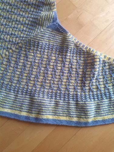 Makerist - MIKA grande aus solargefärbter Wolle - Strickprojekte - 2