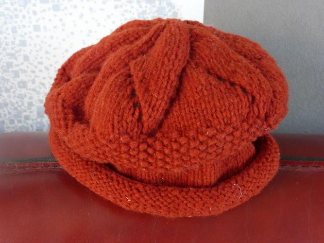 Makerist - chapeau pour femme en pure laine - Créations de tricot - 1