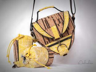 Design Kork Award: Kameratasche mit Objektivhüllen
