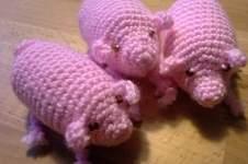 Makerist - Drei kleine Schweinchen - 1