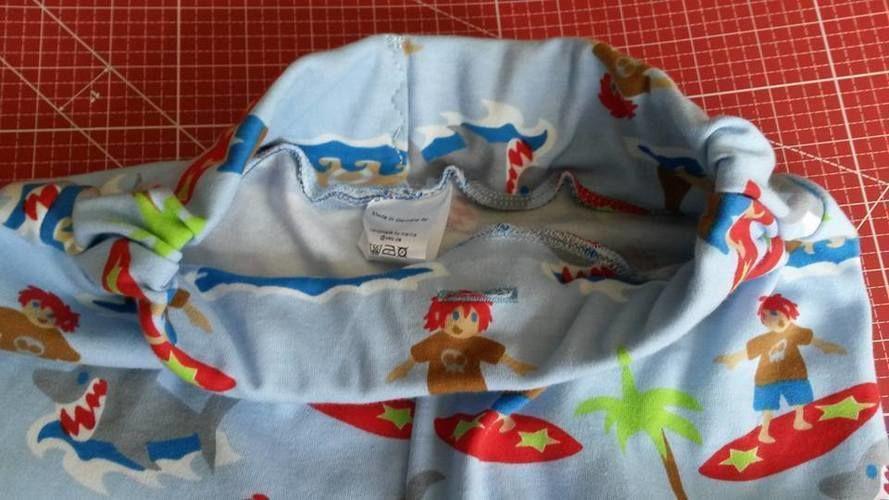 Makerist - Kinderhose in 110 Sommer - Nähprojekte - 2