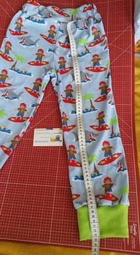 Makerist - Kinderhose in 110 Sommer - Nähprojekte - 3