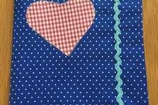Makerist - U-Heft-Hülle mit kleinen Fächern für Impfausweis und Krankenkassenkarte für mein Fritzchen   - 1
