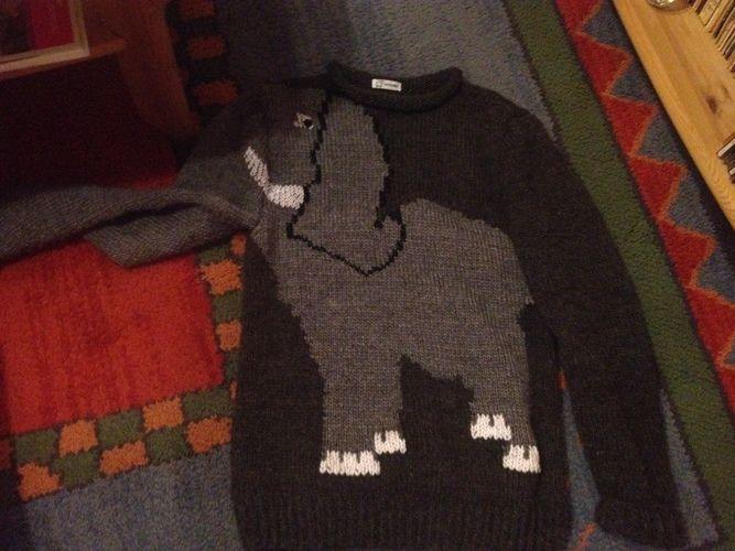 Makerist - ...elefanten kommen - Strickprojekte - 1