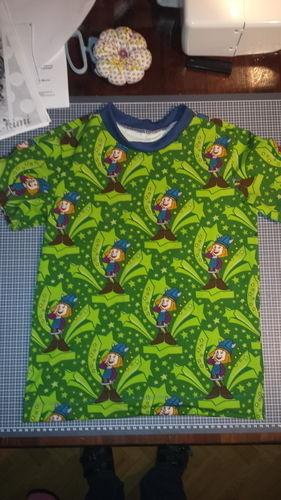 Makerist - wickie  T-Shirt - Nähprojekte - 1