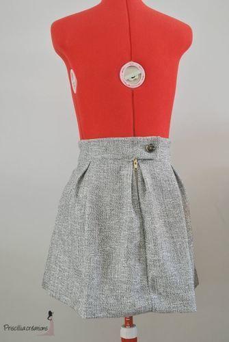 Makerist - Jupe plissée femme - Créations de couture - 2