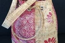 Makerist - Design Kork Award: Beuteltasche Bonnie  - 1