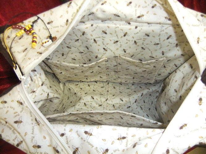 Makerist - Filztasche mit aufgefilztem Motiv - DIY-Projekte - 2