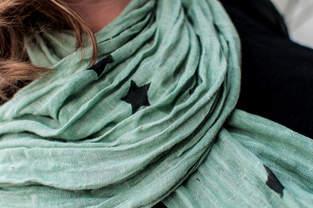 Sternzeichen-Schal