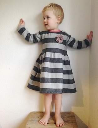 Makerist - Kinderkleid mit Tüllrock - Fidelia - 1