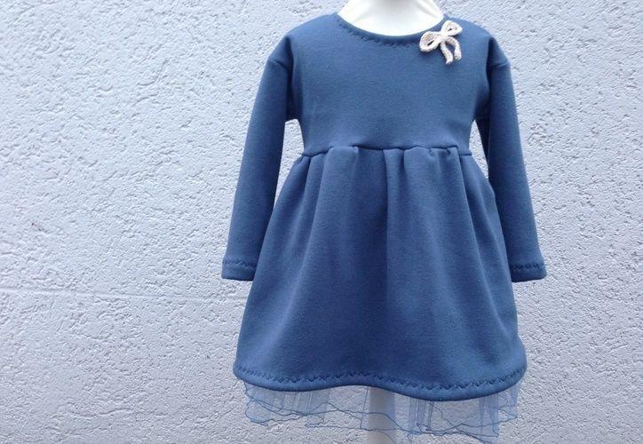 Makerist - Kinderkleid mit Tüllrock - Fidelia - Nähprojekte - 2