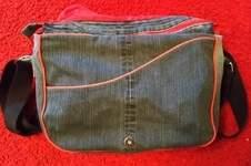 Makerist - Upcycling-Handtasche aus einer alten Jeans  - 1
