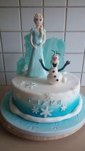 Makerist - Frozen Elsa - Torten, Cake Pops und Cupcakes - 2